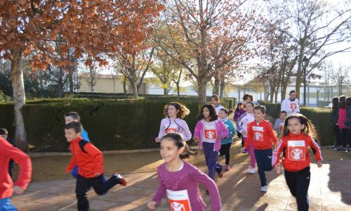 Carrera solidaria Save the Children